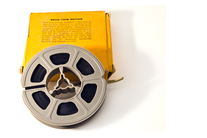 transfert film 8mm super8