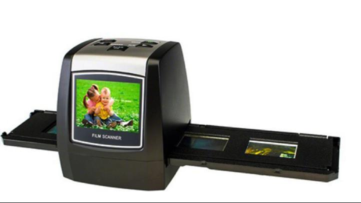 scanner diapo 5 megapixels. Black Bedroom Furniture Sets. Home Design Ideas